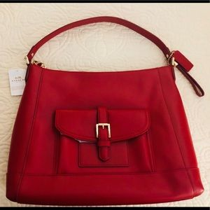 Coach Charlie Smooth Leather Hobo